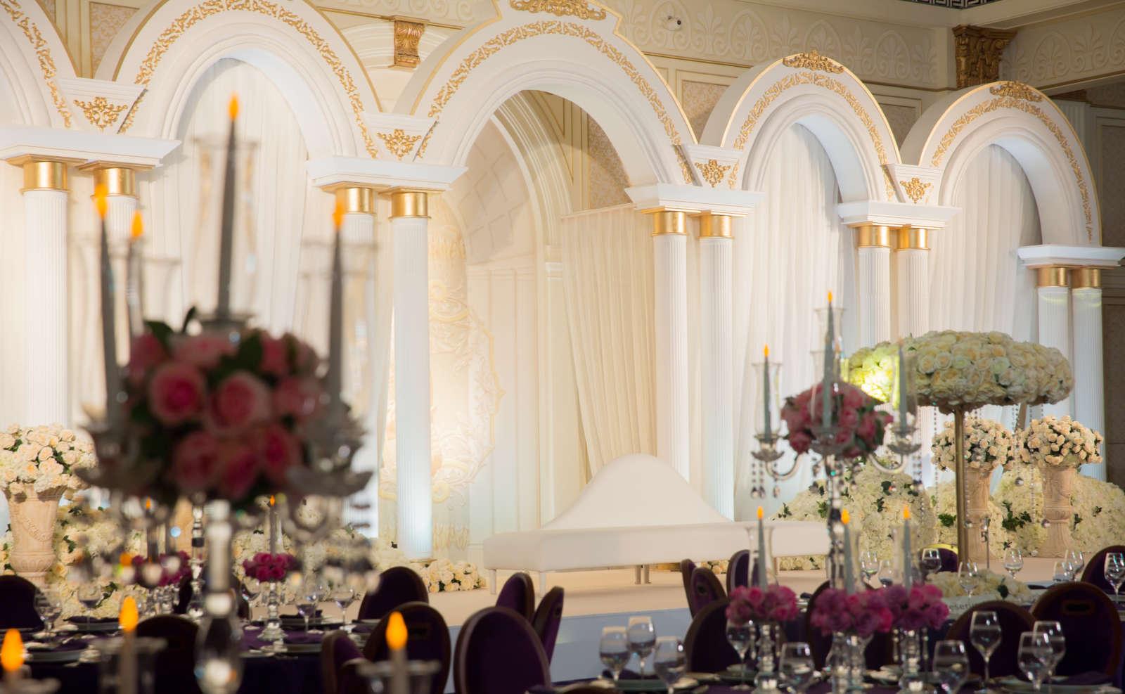 Arabic Wedding Virginie Wedding Planner